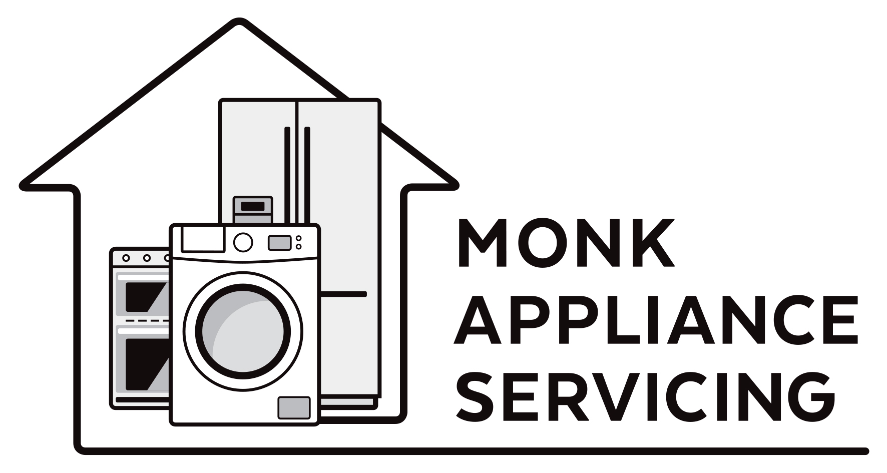 Monk Appliance Servicing, Wellington logo